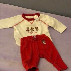 Gymboree Newborn outfit